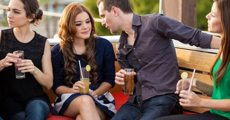 best flirting tips ever How to turn a woman from friend to lover he doesn't ever flirt or say anything romantic the best way to do this is to pursue other women.