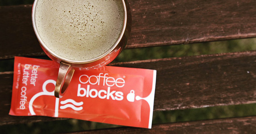 Coffee Blocks - Is this the best idea yet when it comes to natural healing?