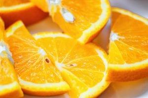 orange slices, vitamin C, citrus