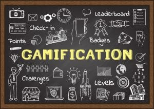 gamification written on board and how to apply in life