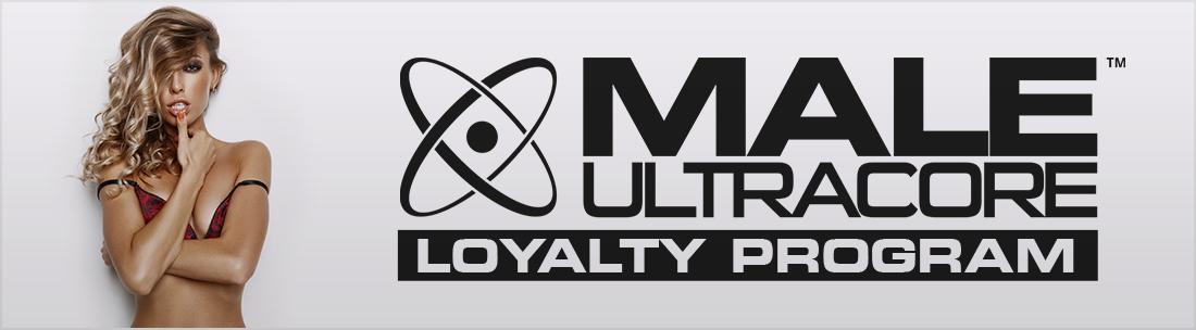 Male Ultracore Loyalty Program