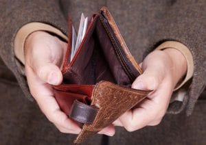 Financial Trouble Signs To Think About