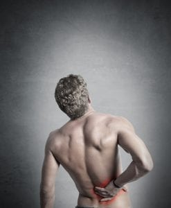 lower back pain from arthritis