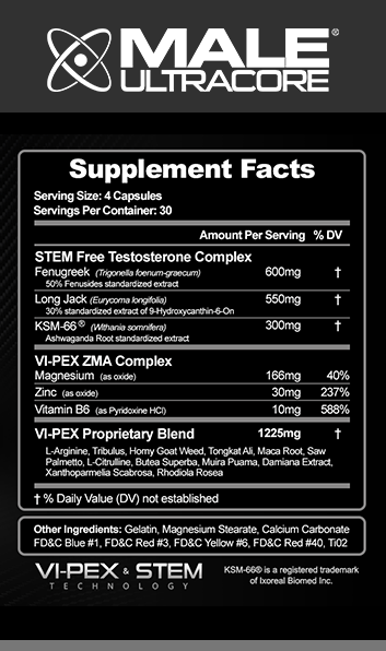 UltraCore Power Review: The ONLY Complete Solution Against Testosterone Deficiency?